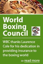 WORLD BOXING COUNCIL NEWS